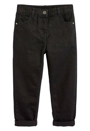 BLACK MOM JEANS (3-16YRS) - Straight leg jeans - black