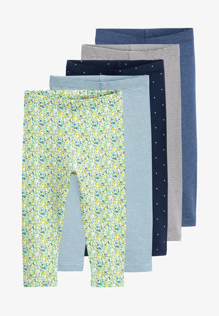 Next - 5 PACK - Jeggings - blue