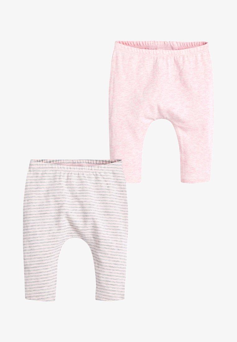 Next - 2 PACK - Leggings - Hosen - pink