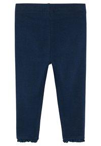 Next - BASIC  - Leggings - blue - 1