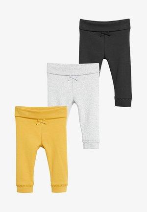 3 PACKS - Pantaloni sportivi - grey