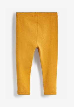Leggings - Trousers - yellow