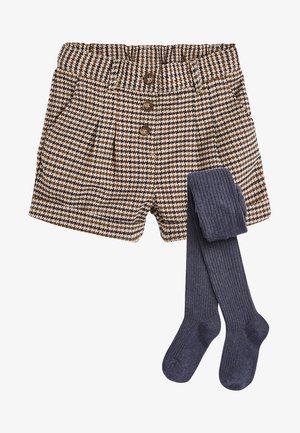 SET - Shorts - brown