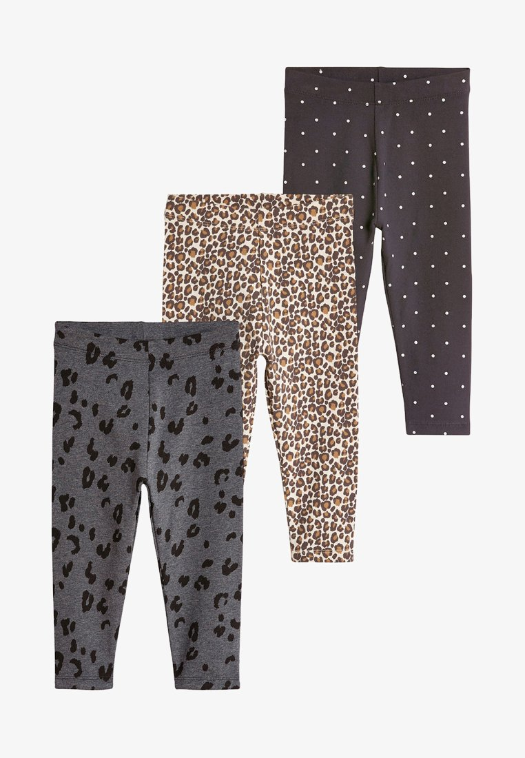 Next - 3 PACKS - Legging - black