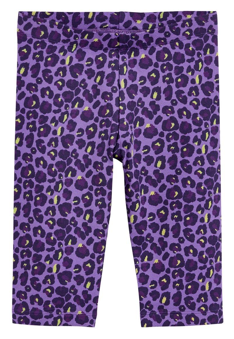 Next - WHITE CROPPED LEGGINGS (3-16YRS) - Leggings - Trousers - purple