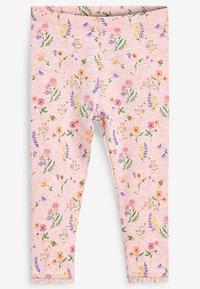 Next - DITSY LEGGINGS (3MTHS-7YRS) - Leggings - Trousers - pink - 0