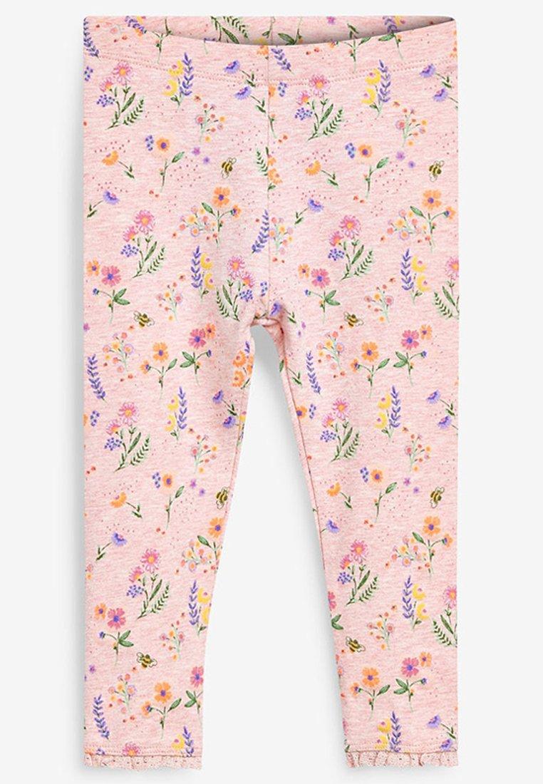 Next - DITSY LEGGINGS (3MTHS-7YRS) - Leggings - Trousers - pink