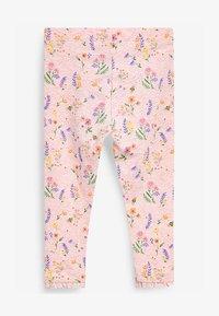 Next - DITSY LEGGINGS (3MTHS-7YRS) - Leggings - Trousers - pink - 1