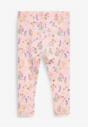 DITSY LEGGINGS (3MTHS-7YRS) - Leggings - Trousers - pink
