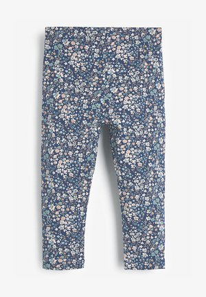 DITSY LEGGINGS (3MTHS-7YRS) - Leggings - Trousers - blue