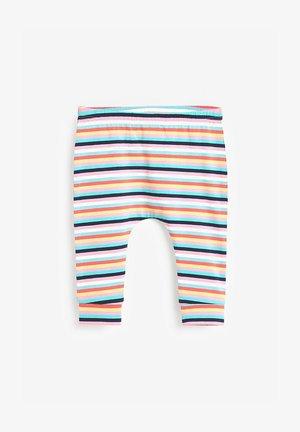 3 PACK BRIGHT LEGGINGS (0MTHS-2YRS) - Leggings - Trousers - blue