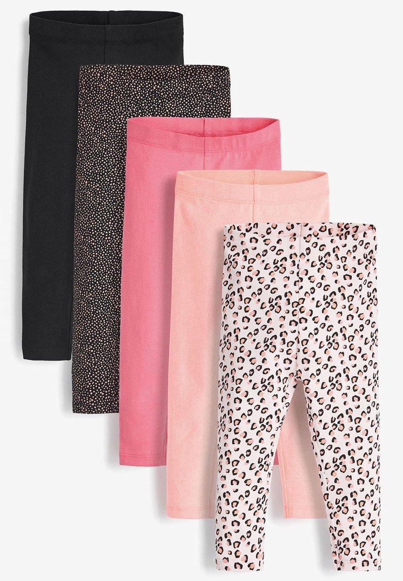 Next - 5 PACK LEGGINGS (3MTHS-8YRS) - Legging - pink