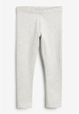 LIGHT GREY SKINNY FIT HIGH WAIST JOGGERS (3-16YRS) - Tracksuit bottoms - grey