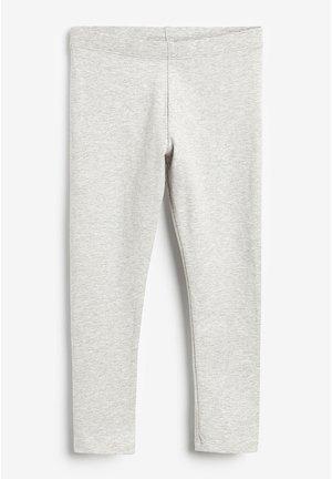 LIGHT GREY SKINNY FIT HIGH WAIST JOGGERS (3-16YRS) - Teplákové kalhoty - grey