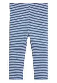Next - BLUE RAINBOW KNEE LEGGINGS (3MTHS-7YRS) - Leggings - Trousers - blue - 1