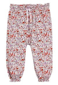 Next - LILAC DITSY FLORAL TROUSERS (3MTHS-7YRS) - Tracksuit bottoms - purple - 0