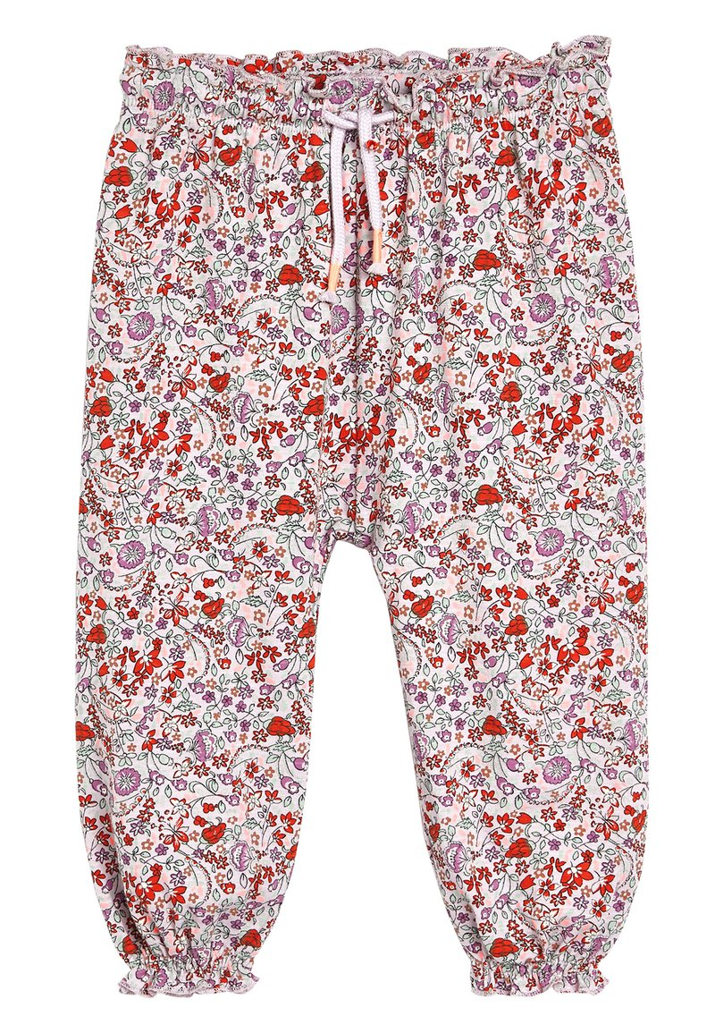 Next - LILAC DITSY FLORAL TROUSERS (3MTHS-7YRS) - Tracksuit bottoms - purple