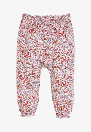 LILAC DITSY FLORAL TROUSERS (3MTHS-7YRS) - Tracksuit bottoms - purple