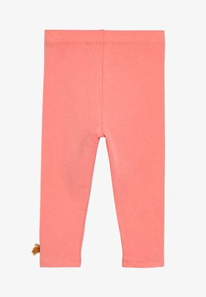 PINK LION EMBROIDERED LEGGINGS (3MTHS-7YRS) - Legging - pink