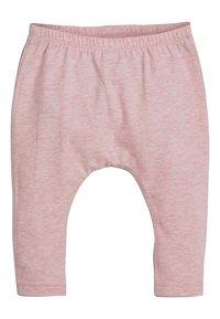 Next - PINK 3 PACK LEGGINGS (0MTHS-3YRS) - Leggings - Trousers - pink - 2