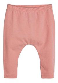 Next - PINK 3 PACK LEGGINGS (0MTHS-3YRS) - Leggings - Trousers - pink - 4