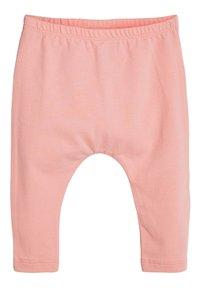 Next - PINK 3 PACK LEGGINGS (0MTHS-3YRS) - Leggings - Trousers - pink - 1