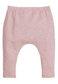 Next - PINK 3 PACK LEGGINGS (0MTHS-3YRS) - Leggings - Trousers - pink - 3