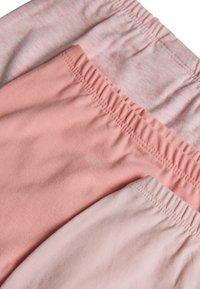 Next - PINK 3 PACK LEGGINGS (0MTHS-3YRS) - Leggings - Trousers - pink - 5