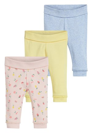MULTI 3 PACK  - Leggings - pink