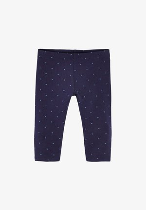 SOFT TOUCH - Leggings - Trousers - blue