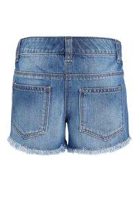 Next - Shorts vaqueros - blue - 1