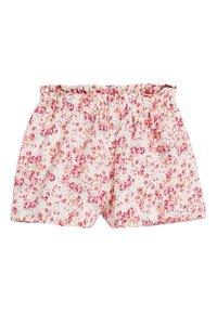 Next - PINK 5 PACK SHORTS (3MTHS-7YRS) - Shorts - pink - 5