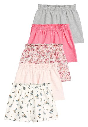 PINK 5 PACK SHORTS (3MTHS-7YRS) - Shorts - pink