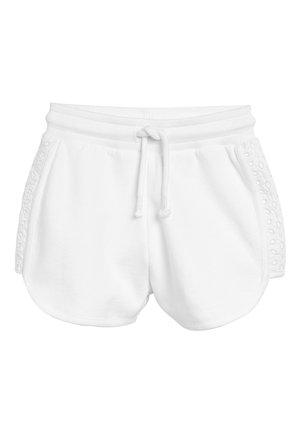 YELLOW JERSEY SHORTS (3-16YRS) - Short - white