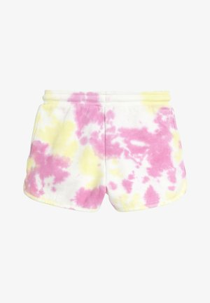 YELLOW JERSEY SHORTS (3-16YRS) - Kraťasy - pink
