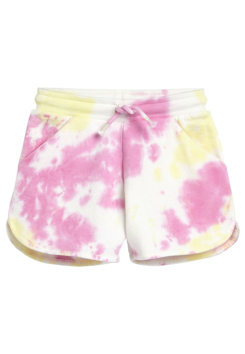 Next - YELLOW JERSEY SHORTS (3-16YRS) - Shorts - pink