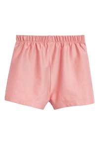 Next - MULTI 3 PACK JERSEY BRODERIE SHORTS (3MTHS-8YRS) - Shorts - pink - 2