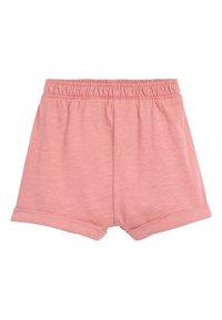 Next - RUST/PEACH 5 PACK BOXY SHORTS (3MTHS-8YRS) - Shorts - brown - 3