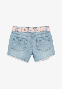 Next - Denim shorts - light blue - 1