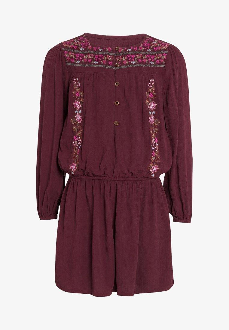 Next - Tuta jumpsuit - berry