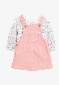 Next - SET - Robe d'été - pink - 0