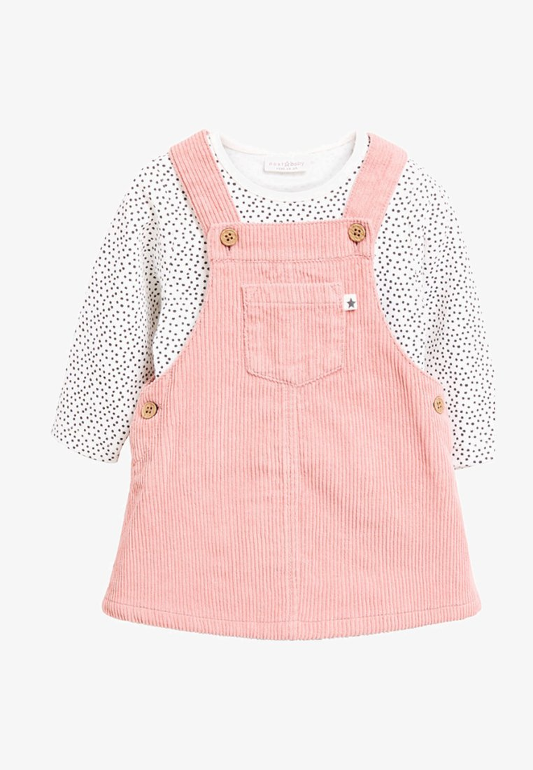 Next - SET - Robe d'été - pink