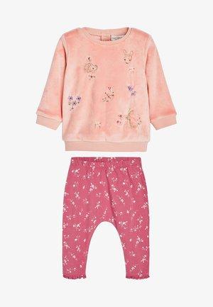 Forro polar - pink
