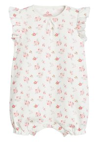 Next - PINK 4 PACK FLORAL ROMPERS (0MTHS-3YRS) - Jumpsuit - pink - 3
