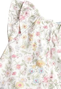 Next - ECRU/PINK FLORAL PRINT ROMPER (0MTHS-2YRS) - Jumpsuit - off-white - 2
