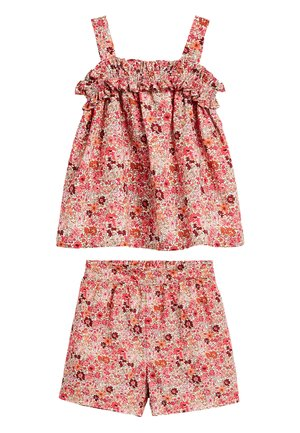 PINK CO-ORD SET (3MTHS-7YRS) - Shorts - pink