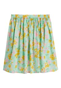 Next - AQUA CO-ORD SET (3-16YRS) - A-line skirt - green - 2