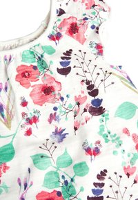 Next - WHITE FLORAL ROMPER (0MTHS-3YRS) - Jumpsuit - white - 2