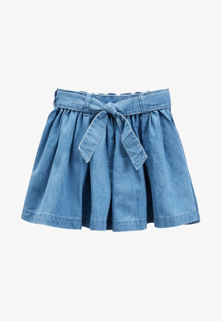 Next - Minijupe - blue