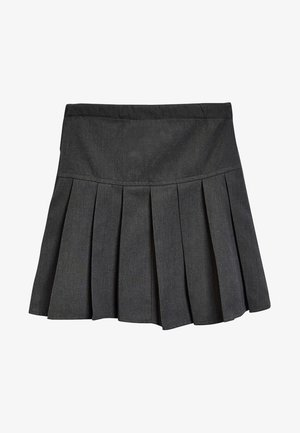 Pleated skirt - grey